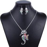 Fashion Jewelry Set Seahorse FMJ 482