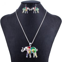 Fashion Jewelry Set Slon FMJ K14
