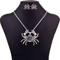 Fashion Jewelry Set Crab II FMJ V19