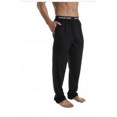 Čierne Pyžamové Nohavice Michael Kors, Veľkosť L Nova Moda Michael Kors