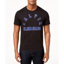 Čierne Pánske Tričko Calvin Klein Velkosť L Nova Moda