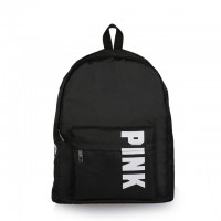 Batoh PINK Victoria's Secret Čierny
