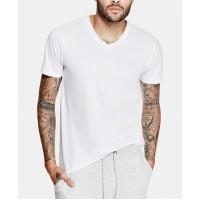 Pánske Biele Tričko GUESS, Veľkosť L
