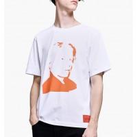 Pánske Tričko Andy Warhol Calvin Klein Jeans, Veľkosť L