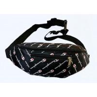 Čierna Ľadvinka Unisex Belt Bag Champion 4589