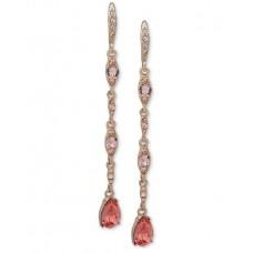 GIVENCHY Dámske Náušnice Pink Crystal 111 Nova Moda