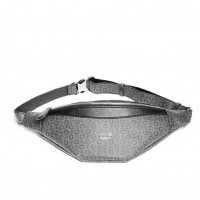 Dámska Sivá GUESS Ľadvinka Crossbody Belt Bag 887