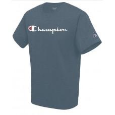 Pánske Tričko Champion Modré Veľkosť XL Nova Moda Champion