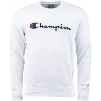 Champion Authentic Athleticwear Pánska Biela Mikina Veľkosť XL