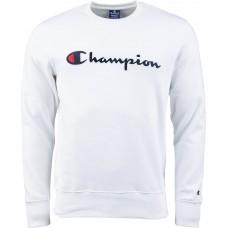 Champion Authentic Athleticwear Pánska Biela Mikina Veľkosť XL Nova Moda Champion