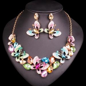 412eb7a6f Kúpiť Farebný náhrdelník Swarovski Elements Ivy SW013 | Swarovski ...