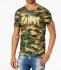 Pánske maskáčové tričko Guess Veľkosť XL