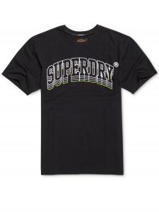 5c5a00b3efea Kúpiť Pánske Tričko Superdry Čierne